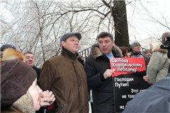 Борис Немцов проведет в камере 15 суток