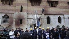 В Египте продолжаются столкновения христиан с полицией