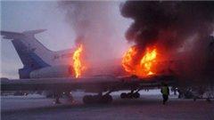 Новая версия катастрофы Ту-154: Загорелись не двигатели