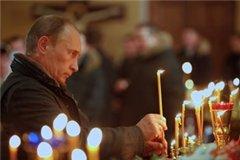 Рождество Путин проведет на родине предков