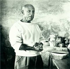 Самым популярным художником в Facebook стал Пабло Пикассо