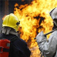 Пожар в одесском общежитии для военных привел к гибели людей