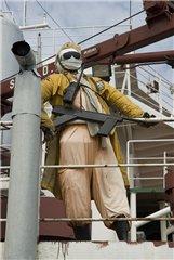 Морские пираты атаковали очередное судно близ Нигерии