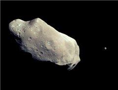 Астероид пролетит близ Земли в среду