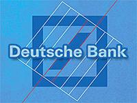 Прибыль Deutsche Bank за II квартал составила 1,16 млрд. евро