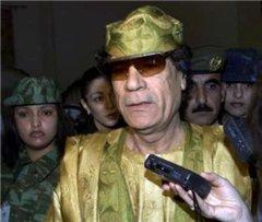 Каддафи в Ливии?