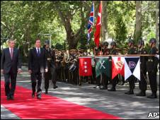 Английский премьер продвигает интересы Турции в ЕС