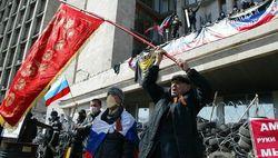 Эксперт: события на востоке Украины - зеркальное отражение акций в Киеве