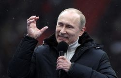 В СМИ распространили план Путина оккупации Украины