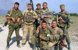 Эшелон кадыровцев отправлен из Чечни в Украину – СНБО