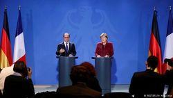 Меркель и Олланд в Берлине раскритиковали Россию за ситуацию в Сирии