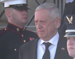 В США заговорили об отставке главы Пентагона Мэттиса