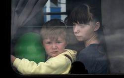 Руслана: часть переселенцев с Донбасса живут в ужасных условиях в поле
