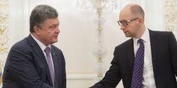 Порошенко и Яценюк - победители выборов в Украине