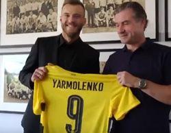 Ярмоленко попрощался с «Динамо», теперь он играет за «Боруссию»