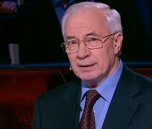 Азаров: ответственные за погашение долгов в Украине - Колобов и Королевская