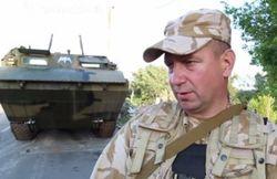 """Пока российская армия в Украине, перемирие невозможно – комбат """"Айдара"""""""