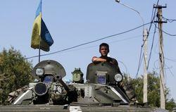 Военные держатся в окружении под Иловайском и не собираются отходить