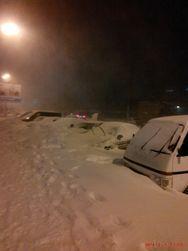 В снежном плену под Николаевом застряло более 800 автомобилей