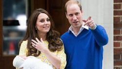У новорожденной принцессы большие шансы стать королевой Великобритании