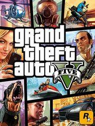 В GTA V объединили все города предыдущих частей
