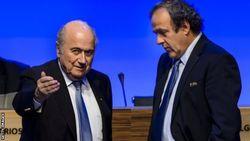 Комитет ФИФА отстранил Блаттера от обязанностей на три месяца