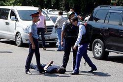 Исламские радикалы атакуют Казахстан