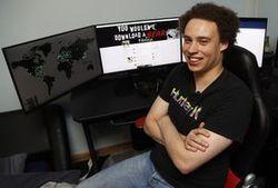 Распространение вируса WannaCry тормознул 22-летний британец-самоучка