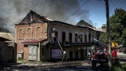 За месяц в Луганске из-за боевых действий убито 93 горожанина