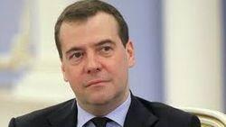 Медведев предостерег Запад от военной интервенции в Сирию
