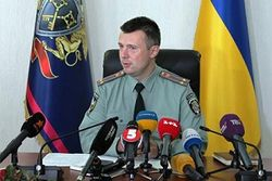 Уволен глава Пенитенциарной службы Украины
