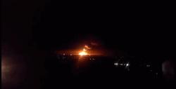 Горят артиллерийские склады в Сватово