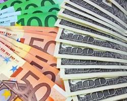 Курс доллара вырос на 0,30% против евро на Форекс после данных ВВП США