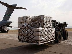 Грузия отправила медикаменты Украине на сумму 580 тыс. долларов