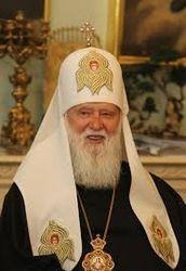 Патриарх Филарет в США обсудил ситуацию в Украине