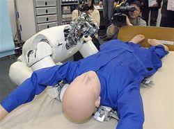 За первого российского робота-андроида Рогозин сулит премию правительства