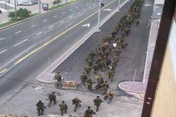 Террористы поселились в общежитии ДНУ