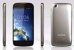 Бывшие топ-менеджеры HTC презентовали семь смартфонов Kazam