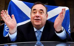 Премьера Шотландии жестко критикуют за восхищение путинским захватом Крыма