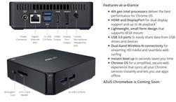 Официально представлен первый Chromebox от ASUS