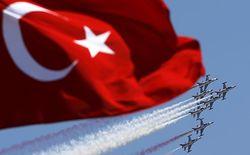Турция будет сбивать самолеты при нарушении ее воздушных границ