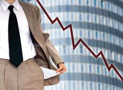 Российскую экономику захлестывает волна банкротств