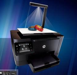 Hewlett-Packard углубилась в продвижение 3D-принтеров