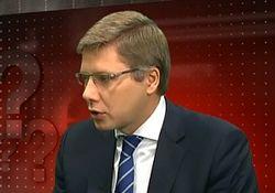 Мэр Риги Ушаков устоял под давлением латвийских националистов