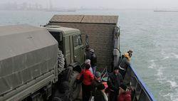 Аксенов: через 2-3 года над Керченским проливом будет стоять мост