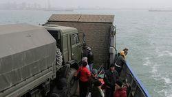Мост через Керченский пролив в Крым будут строить китайцы
