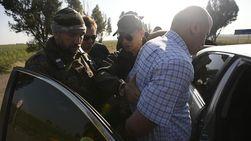 "Ляшко с батальоном ""Шахтерск"" задержал особо опасного сепаратиста"