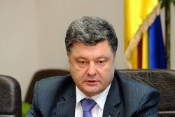 Bloomberg назвал три главные проблемы президента Порошенко