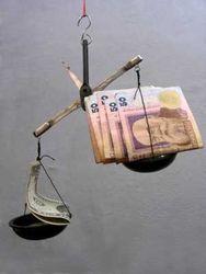 Официальный курс гривны к доллару установил новый антирекорд