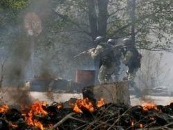 Боевики атаковали украинские блокпосты в Славянске – есть жертвы
